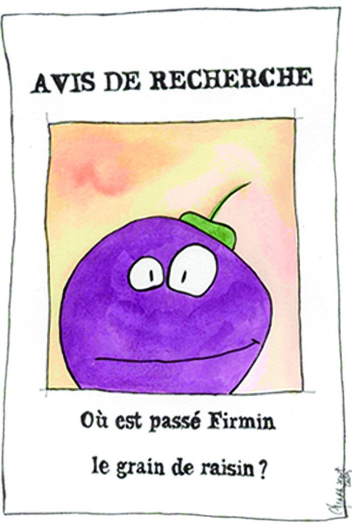 Journées du patrimoine 2018 - Où est passé Firmin le grain de raisin?