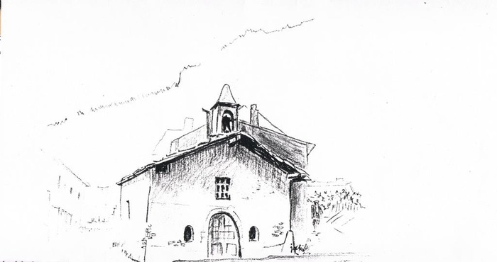Journées du patrimoine 2019 - Découverte de la chapelle du quartier de Loutraz