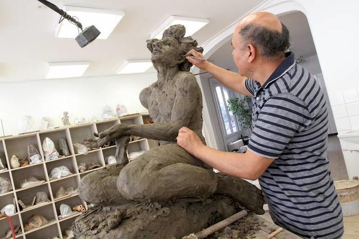 Journées du patrimoine 2018 - Ouverture de l'atelier de Juan Carlos Carrillo