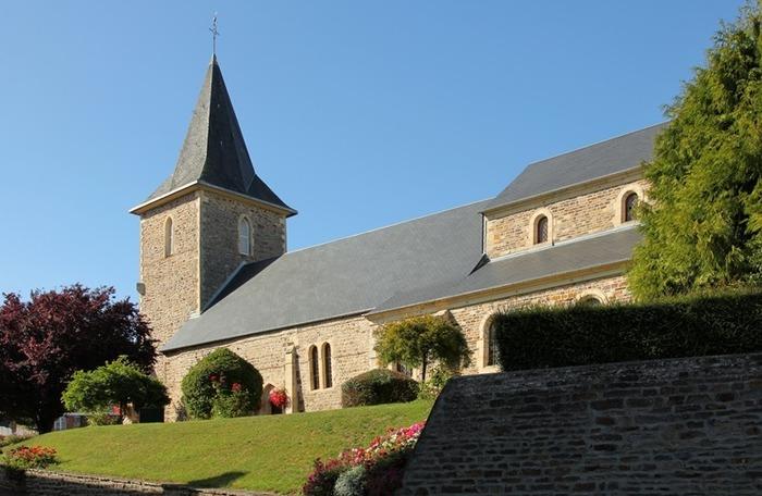 Crédits image : Eglise St-Martin de Sallen