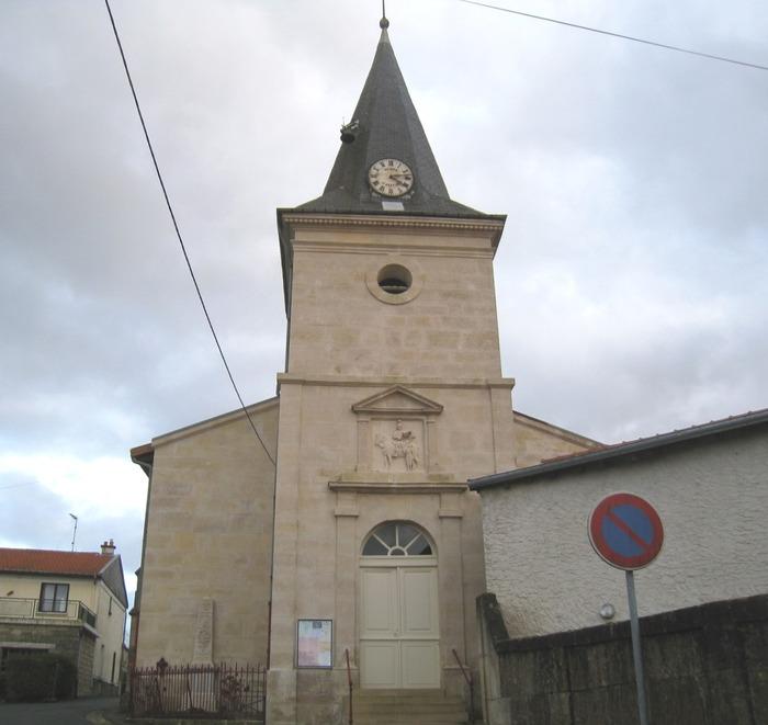 Journées du patrimoine 2019 - Ouverture de l'église Saint-Martin