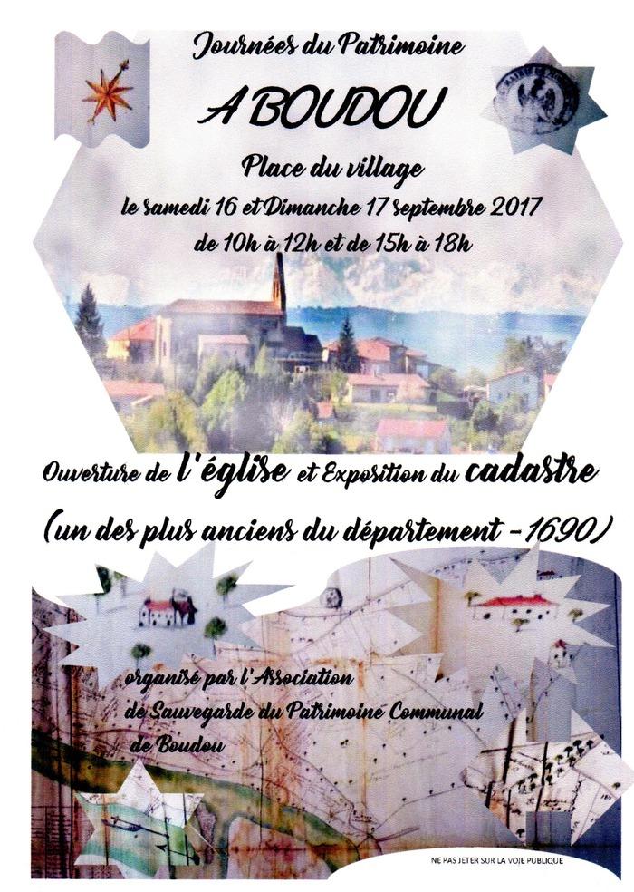 Journées du patrimoine 2017 - Visite de l'eglise