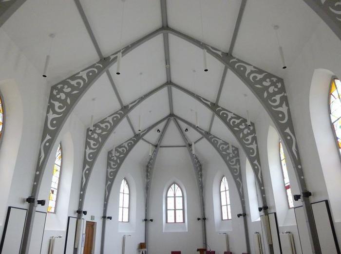 Journées du patrimoine 2018 - Résidence Monseigneur Bardonne Visite libre de la chapelle