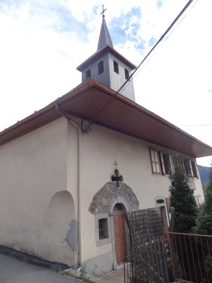 Journées du patrimoine 2018 - Ouverture de la chapelle de la Sainte-Croix, Saint-Roch et Sainte-Agathe.