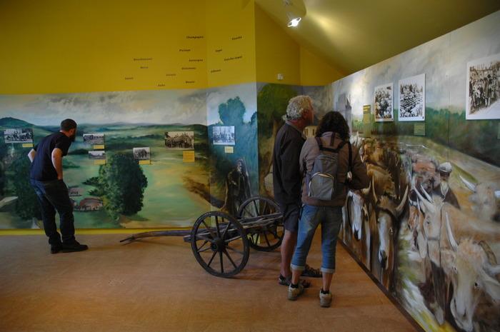 Journées du patrimoine 2017 - Ouverture de la Maison des Galvachers