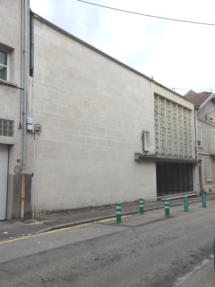Crédits image : Tombes de la famille Durkheim-Gilles Grivel