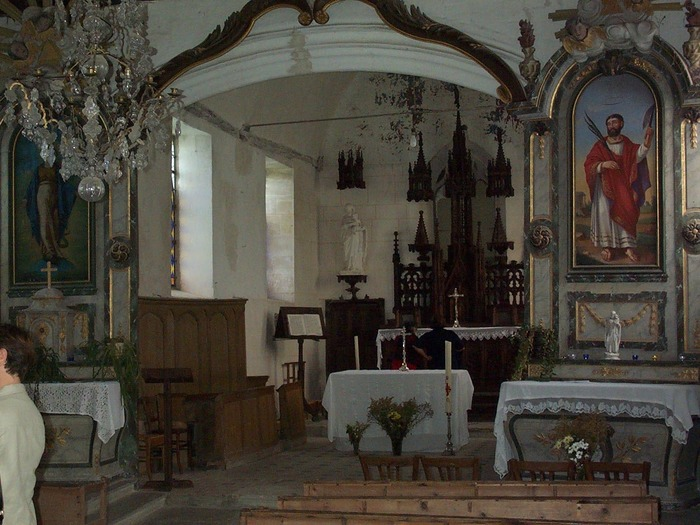 Journées du patrimoine 2018 - Visite libre de l'église Sainte-Trinité