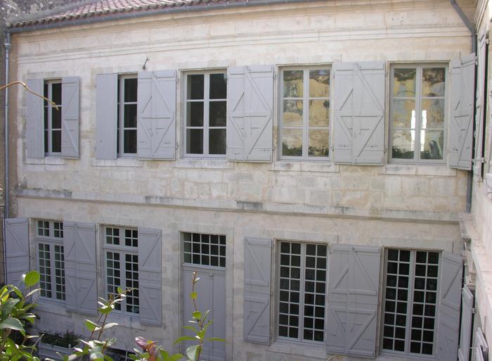 Journées du patrimoine 2018 - Ouverture du porche de l'hôtel Descamps