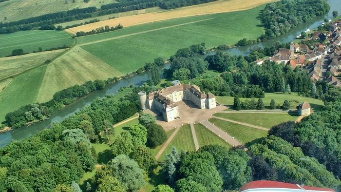 Journées du patrimoine 2017 - Visite des jardins du château de Ray-sur-Saône