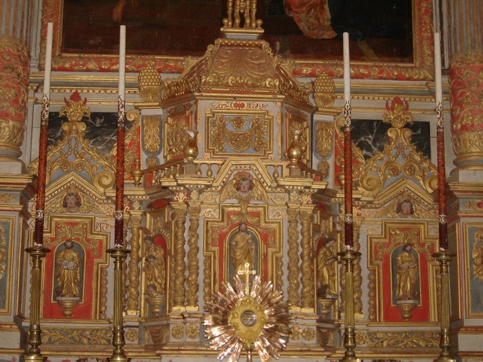 Journées du patrimoine 2018 - Visite libre de l'église de La Cressonnière