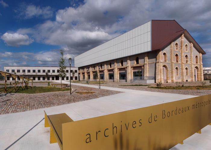 Journées du patrimoine 2018 - Les Archives Bordeaux Métropole vous ouvrent leurs portes