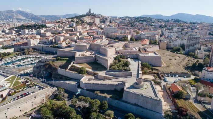 Journées du patrimoine 2018 - Ouverture exceptionnelle du Fort Saint-Nicolas