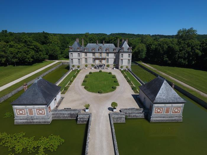 Journées du patrimoine 2018 - Visite du parc du Château de Bourron
