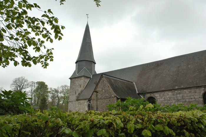 Journées du patrimoine 2018 - Visite libre de l'église Mesnil-Geoffroy
