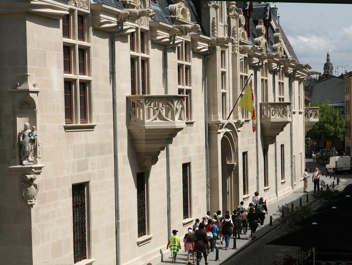 Crédits image : (c) PDL - Musée lorrain. Photo Ville de Nancy