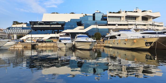 Journées du patrimoine 2017 - Palais des Festivals et des Congrès