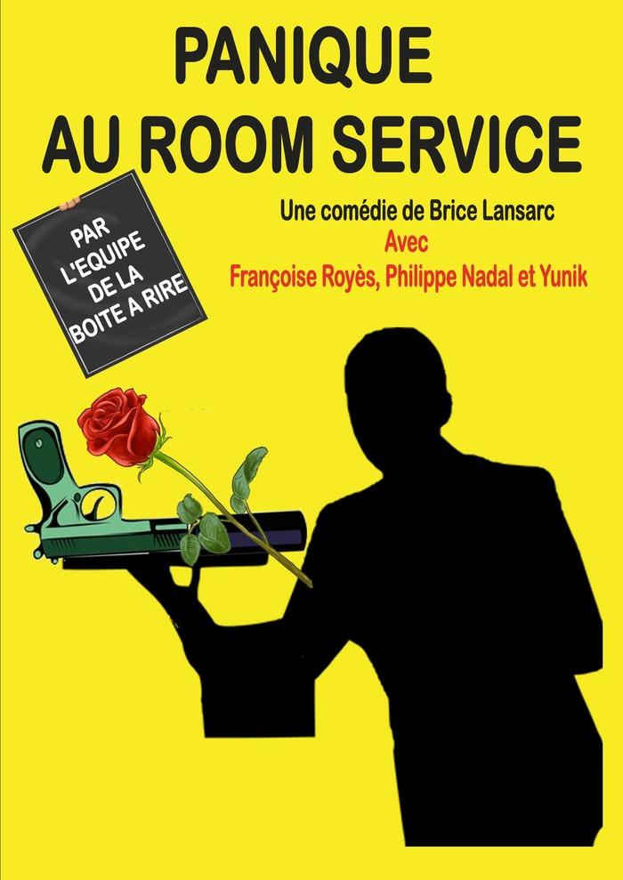 Panique au room service