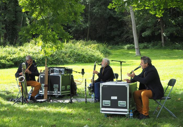 Journées du patrimoine 2018 - Parc Boussard  - Siestes Musicales avec la Compagnie Sabdag