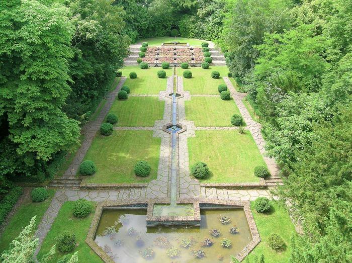 Journées du patrimoine 2018 - Parc Boussard, un jardin d'architecte