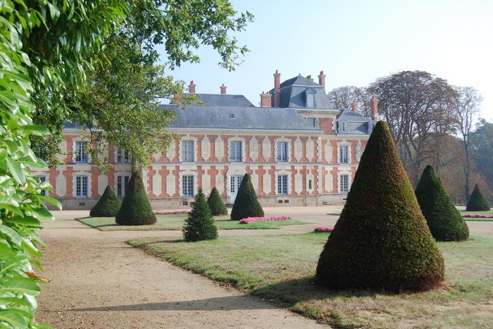 Journées du patrimoine 2018 - À la découverte du parc et des jardins du château de Tournelay.