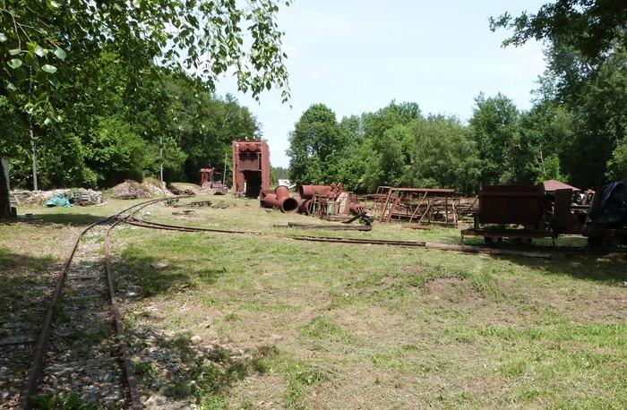 Journées du patrimoine 2018 - Parc-musée des mines de Fer de la Brutz