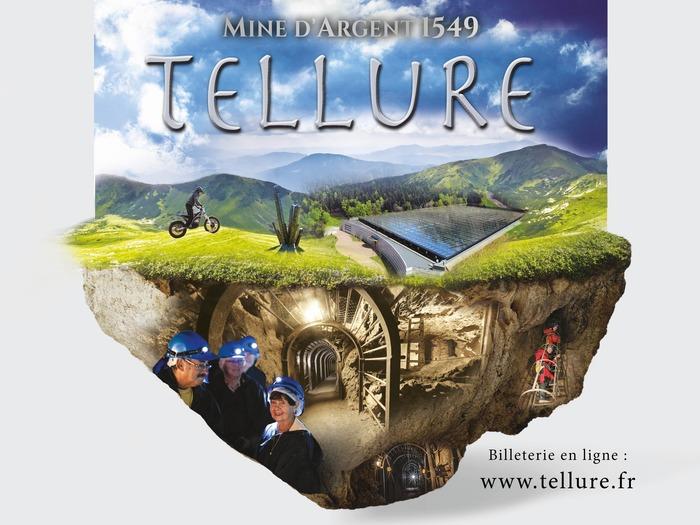 Journées du patrimoine 2018 - Parc Tellure : Visite guidée dans les entrailles de la Terre