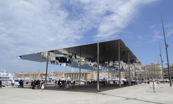 Journées du patrimoine 2018 - Parcours architectural : le nouveau visage de Marseille