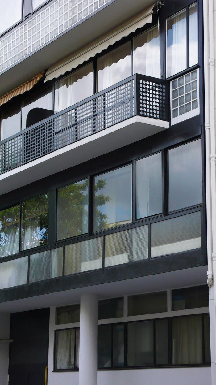 Journées du patrimoine 2018 - Le Corbusier à Boulogne-Billancourt