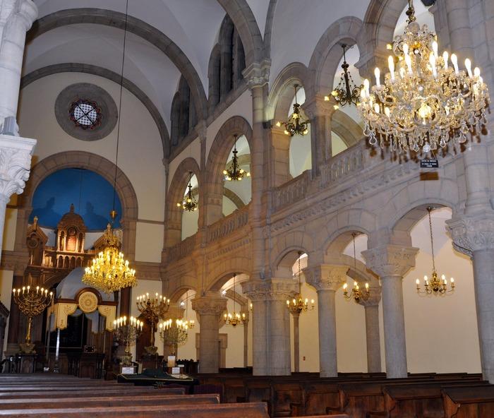 Journées du patrimoine 2018 - Visite commentée de la Grande Synagogue.