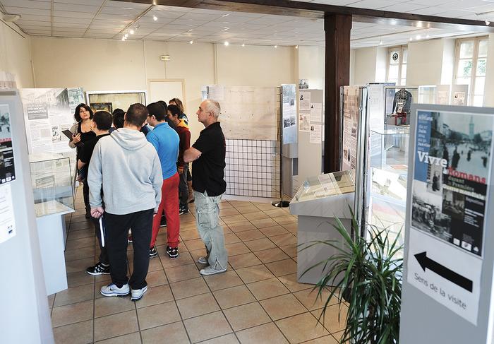 Journées du patrimoine 2018 - Parcours découverte du patrimoine écrit pour scolaires.