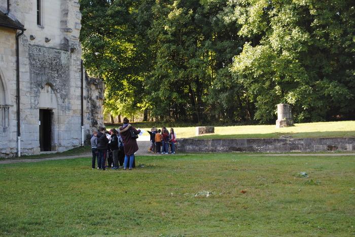 Journées du patrimoine 2018 - Parcours-découverte sur les thèmes de l'eau et des arbres pour scolaires