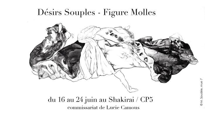 Parcours érotique / Désirs Souples - Figures Molles