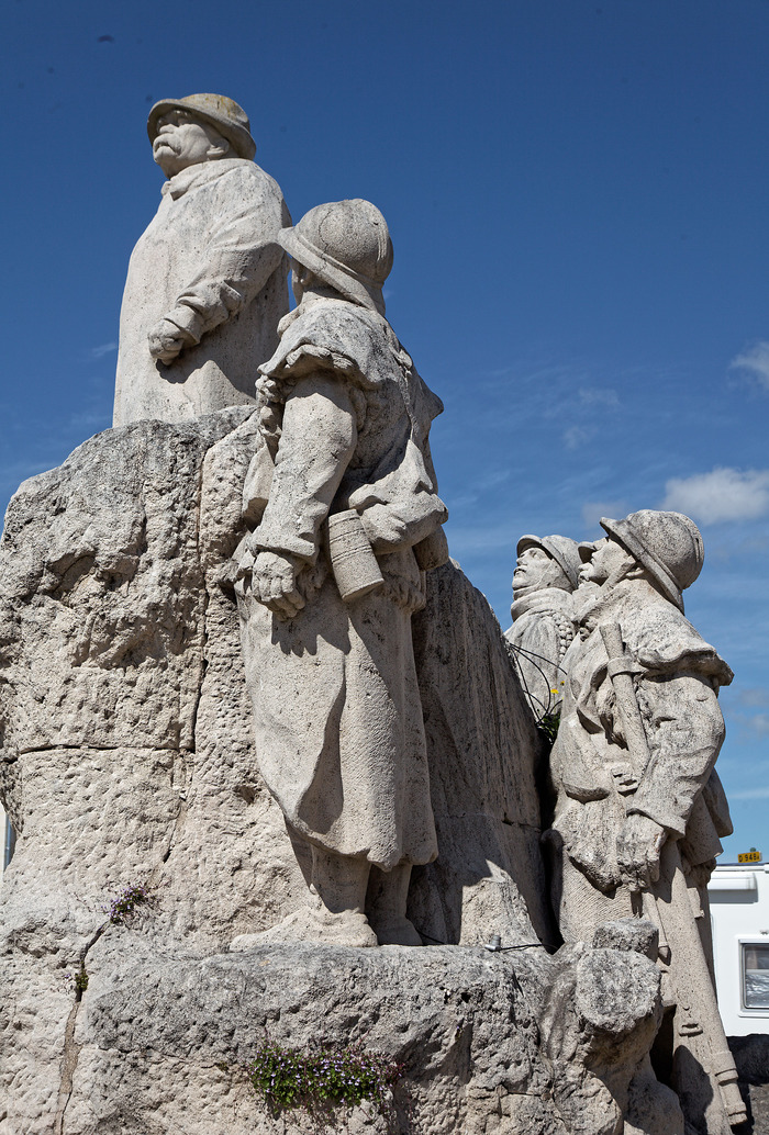 Journées du patrimoine 2017 - Parcours historique de la commune de Sainte-Hermine