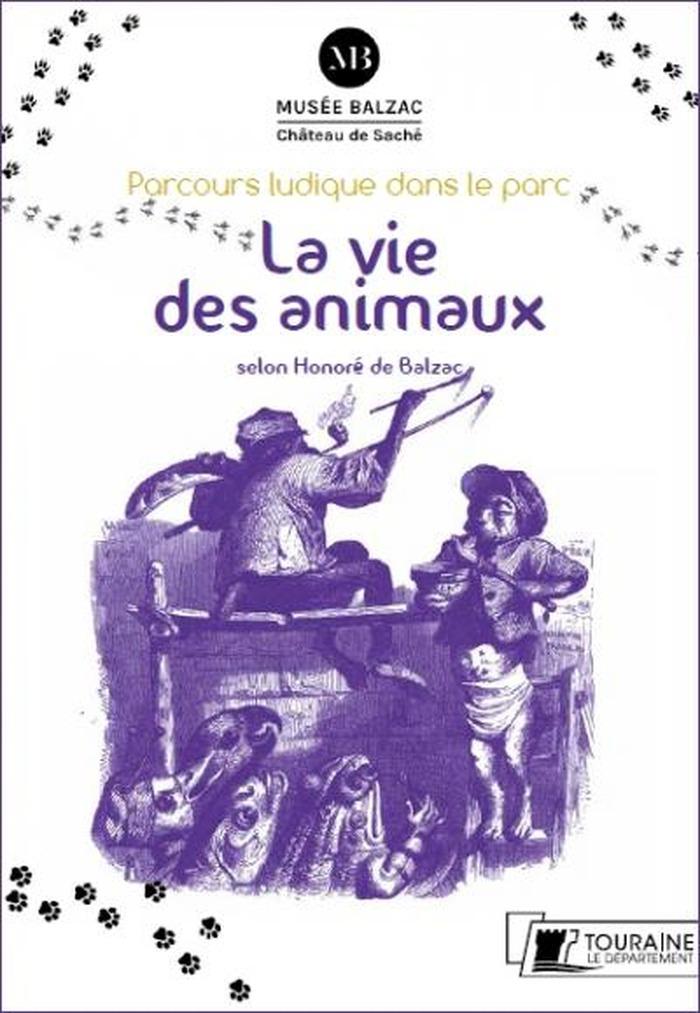 Journées du patrimoine 2018 - Parcours ludique « La vie des animaux selon Honoré de Balzac »