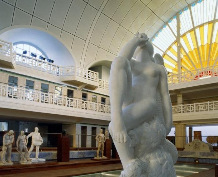 Parcours réhabilitation au Musée La Piscine