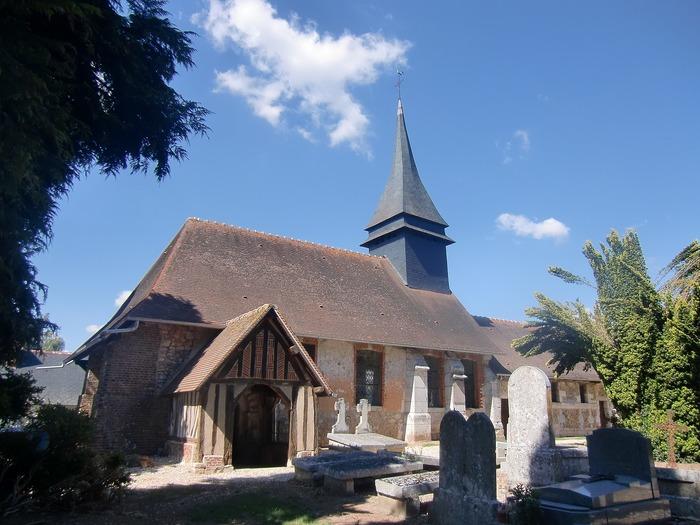 Journées du patrimoine 2018 - Viste libre de l'église Saint-Lubin