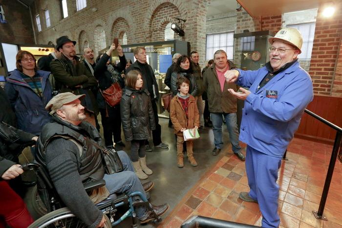 Journées du patrimoine 2018 - Rencontre avec un ancien mineur
