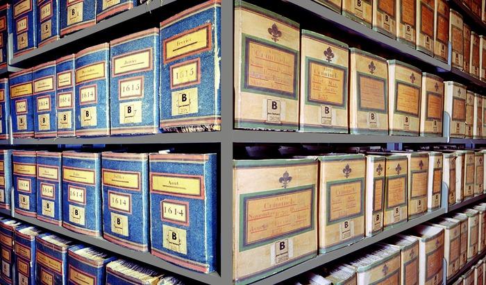 Journées du patrimoine 2018 - Partageons nos Archives!