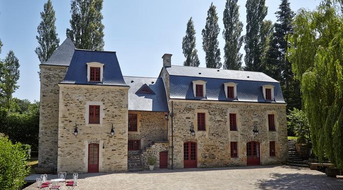 Journées du patrimoine 2018 - Visite guidée du moulin d'Ajon : partager la passion des moulins d'Europe.