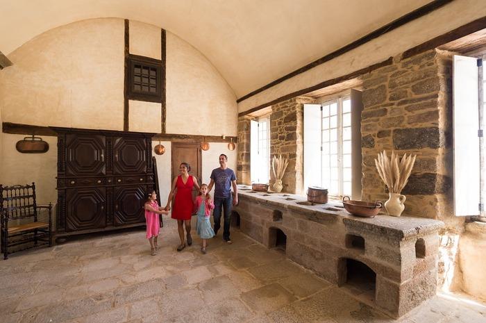Journées du patrimoine 2018 - Partager un pique-nique en famille ou entre amis au Château de Quintin