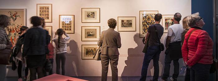 Journées du patrimoine 2018 - Partagez nos passions / Les journées du patrimoine au Musée de l'image