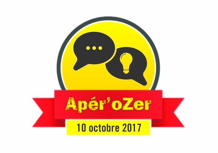 Participez au 1er Apér'oZer de l'année !