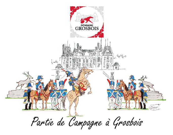 Journées du patrimoine 2018 - Partie de Campagne à Grosbois