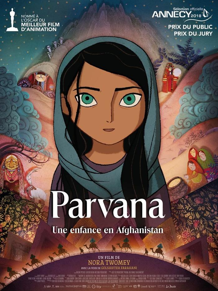 """PARVANA """"Une enfance en Afghanistan"""""""