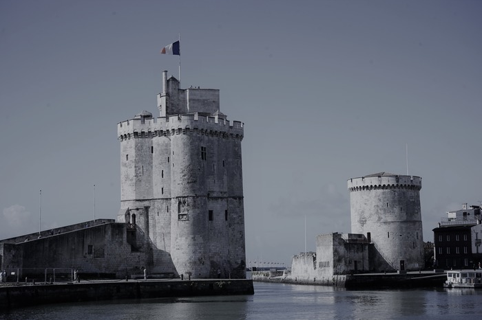 Journées du patrimoine 2018 - Visite paysagère du vieux port de La Rochelle par le réalisateur des récents aménagements