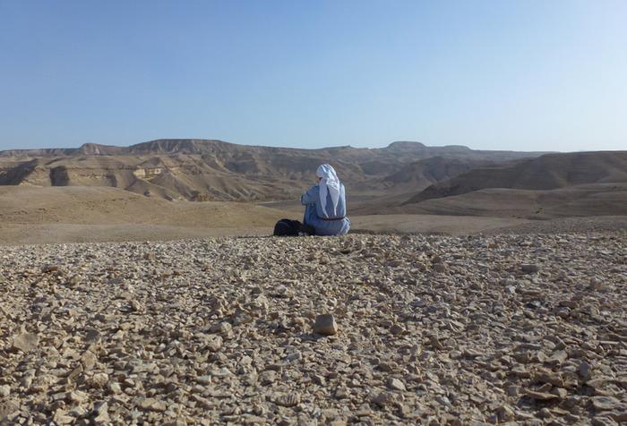 Passer par le désert