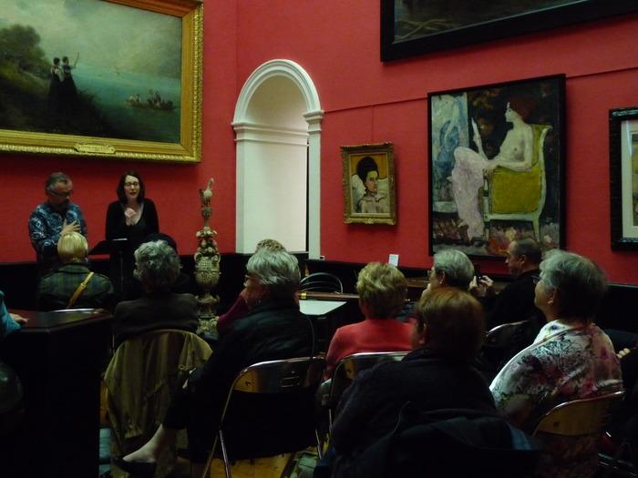 Journées du patrimoine 2018 - Concerts au musée municipal des Beaux-Arts de Bernay