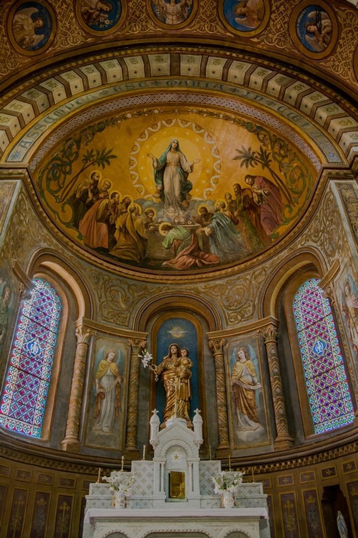 Crédits image : Chapelle de Lapeyrouse ©Office de tourisme du Pays Lafrançaisain - Raphaël ANTIC