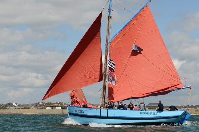 Journées du patrimoine 2018 - Patrimoine maritime : montez à bord de navires traditionnels