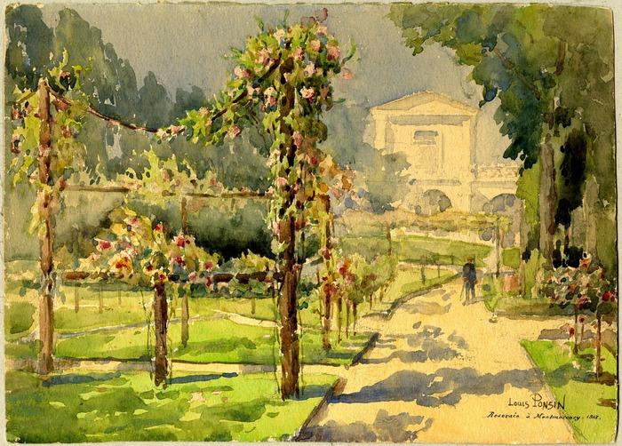 Journées du patrimoine 2018 - Paysages de Montmorency, de Ponsin à Bloch